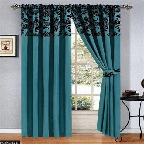 livingroom curtain ideas luxury damask curtains pair of half flock pencil pleat