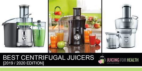 juicers centrifugal juicing