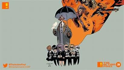 Umbrella Academy Comics Netflix Dark Horse Wallpapers