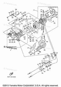 Yamaha Waverunner 2000 Oem Parts Diagram For Carburetor