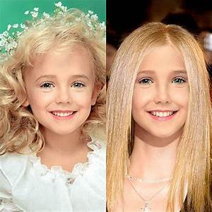 Picture Of JonBenet Ramsey And Photoshop Image Of What