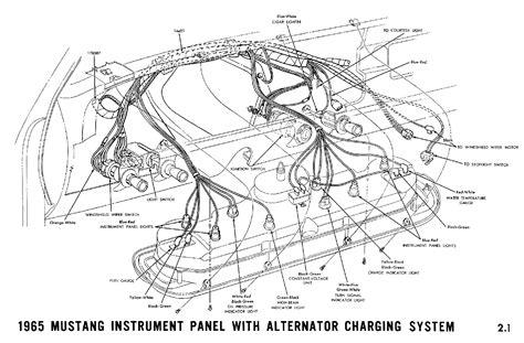 1965 Mustang Dash Wiring Diagram, Austin Mini 1000 Wiring