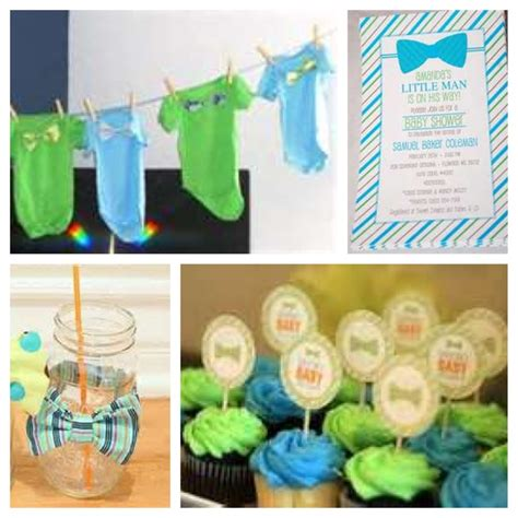 bow tie baby shower theme bow tie theme baby shower