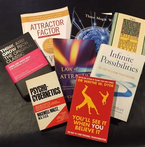 Best Of Attraction Books What Is On Your Of Attraction Reading List What Are