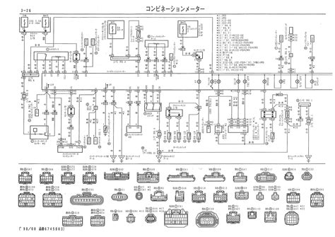 toyota ecu pinout wiring diagrams defender 90 wiring