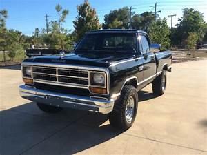 1987 Dodge Ram W150 For Sale  Photos  Technical