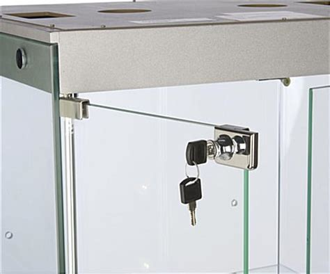 glass cabinets are our specialty here at storefixture