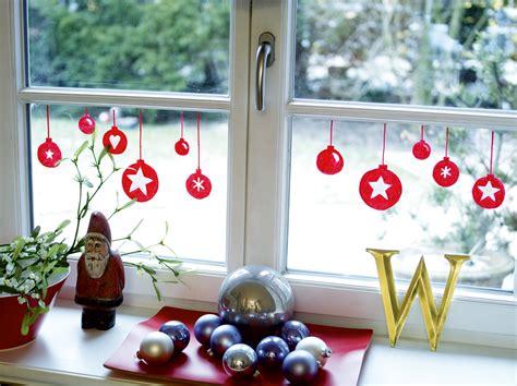 Fensterdeko Weihnachten Selbst Gemacht by Fensterdekoration Im Advent Basteln Selbst De