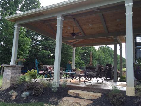 put  roof   columbus porch