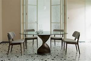 Esstisch Glas Rund : designer esstische verwandeln ihr esszimmer in ein reizendes ambiente ~ Eleganceandgraceweddings.com Haus und Dekorationen