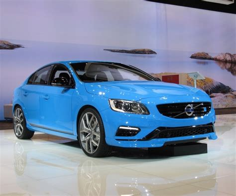 2017 Volvo S60 Release Date Redesign And Specs