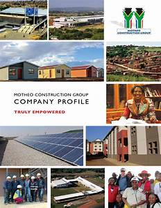 Sample Of Power Of Attorney Construction Company Profile Sample Free Download