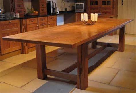 wood kitchen table plans diywoodtableplans