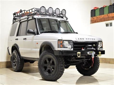 2004 Land Rover Discovery 2 Series Ii