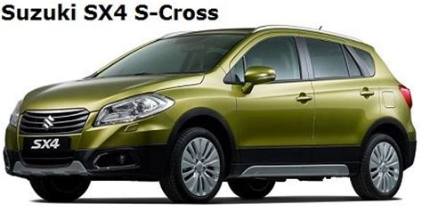 Suzuki Sx4 Crossover Review by Suzuki Sx4 S Cross Review 2016 Specs And Interior Trim