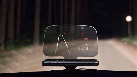 gadget adds  heads  display hud   car