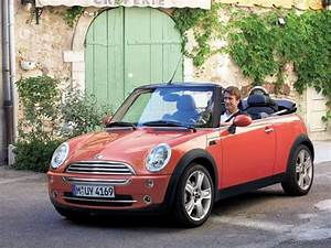 2005 Mini Cooper Convertible Specifications  Pictures  Prices