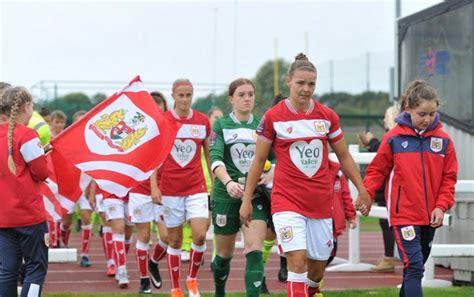 Bristol City Women's Football Club - FemmeFan