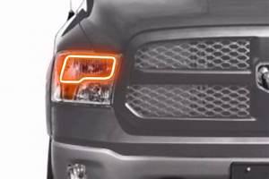 Dodge Ram W  Quad Headlights  09