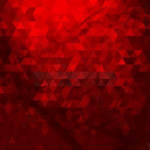 Red Polygonal Background Vector   free vectors   UI Download