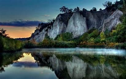 Nature Wallpapers 3d Desktop Background Mountain Animals