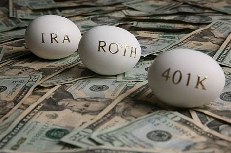 consolidate retirement accounts    rollover