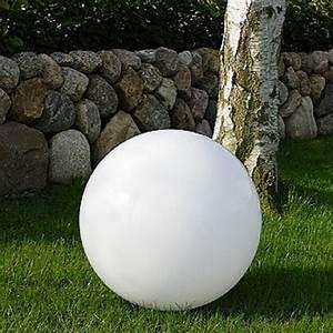 Gartenbeleuchtung Solar Kugel : kugelleuchte garten 60 cm glas pendelleuchte modern ~ Sanjose-hotels-ca.com Haus und Dekorationen