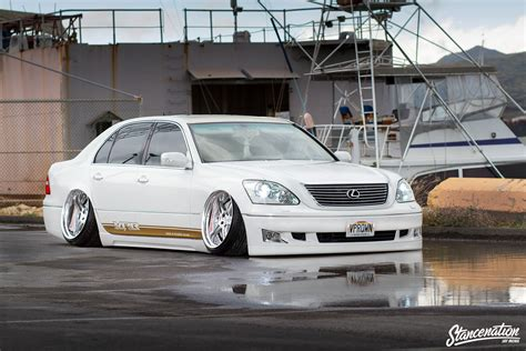 vip lexus ls430 hawaii five ohhhhhh the vpr lexus ls430 stancenation