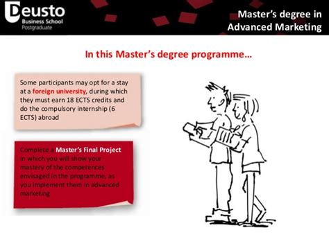 marketing masters degree official master s degree in advanced marketing