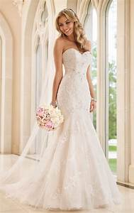 trumpet vs mermaid wedding dresses what39s the difference With trumpet vs mermaid wedding dresses