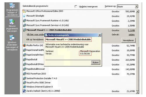 microsoft vc redistributable pacote x86 baixar