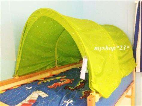 Kura Bed Tent by Ikea Kura Baby Children Bed Canopy Tent Green White
