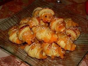 Mini Croissant Apéritif : mini croissants fa on burger la f e cuistot ~ Melissatoandfro.com Idées de Décoration