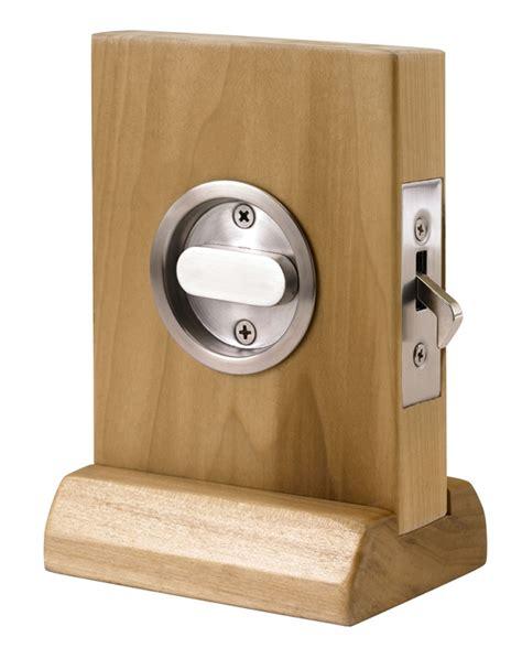pocket door hardware linnea modern square style pocket door lock