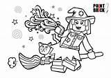 Lego Halloween Colorare Da Minifigures Disegni Witch Wacky Monsters Coloring Pages Series Per Sull Clicca Gratuitamente Di Immagine Scaricarla Stampare sketch template
