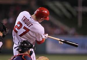Mike Trout Pictures - Minnesota Twins v Los Angeles Angels ...