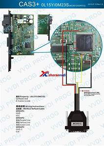 Can I Use Vvdi Prog To Read Bmw Cas2 Cas3 Cas3  Cas4 Ecu