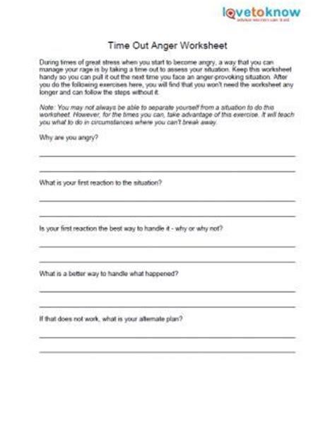 free anger worksheets anger management anger management worksheets anger management