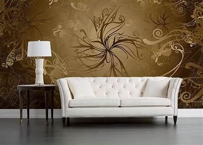 Mural Murals Est Allen Ethan Panels Sofa