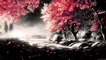 Sakura Trees Anime