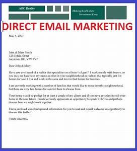 Email marketing blog for Email marketing sample letter