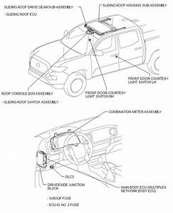 30 Toyota Tacoma Body Parts Diagram