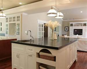 the ceiling and trim is dunn edwards swiss coffee and the With kitchen colors with white cabinets with fenway park wall art
