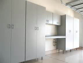 White Storage Cabinets For Garage by Garage Cabinets Garage Cabinets