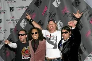 Metallica Picture 8 - 2003 MTV Video Music Awards - Arrivals