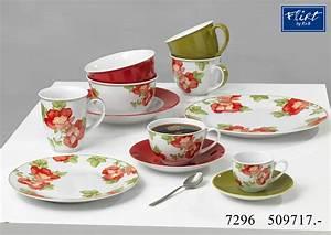 Flirt Geschirr Ritzenhoff Breker : kaffeeservice doppio flower flirt by ritzenhoff breker ~ Yasmunasinghe.com Haus und Dekorationen