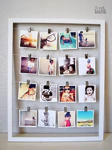 17, Inspiring, Diy, Empty, Frame, Projects, That, Are, Easy, To