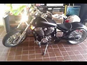 Gepäckträger Honda Shadow 750 : honda shadow 750 custom youtube ~ Kayakingforconservation.com Haus und Dekorationen