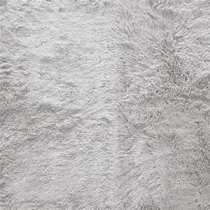 Tapis Fourrure Gris : tapis imitation fourrure marmotte l80 cm gris clair eminza ~ Teatrodelosmanantiales.com Idées de Décoration
