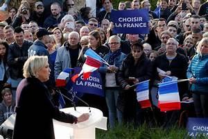 Le Pen's Party Complains Over Torn Election Information ...